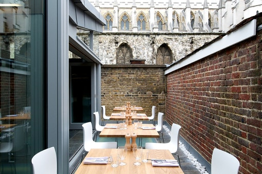 Cellarium Cafe & Terrace