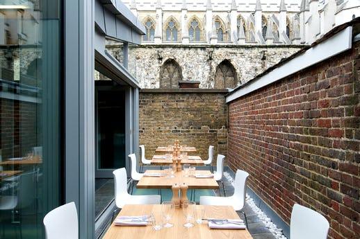 Cellarium Cafe & Terrace
