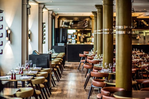 Eastway Brasserie at Andaz