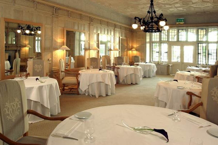 The Oak Room at Danesfield House