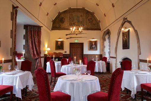 Amberley Castle Restaurant