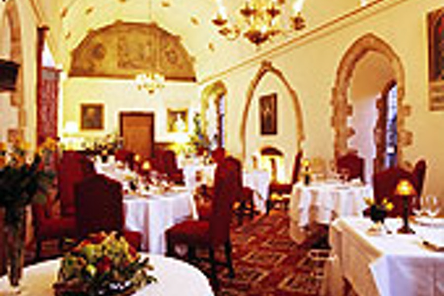 The Restaurant at Amberley Castle