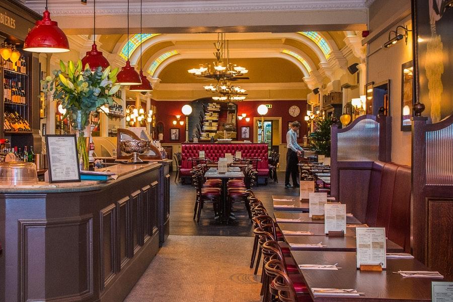Café Rouge - Bath