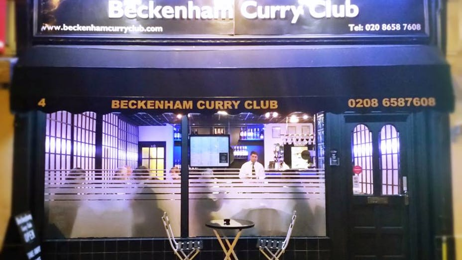 Beckenham Curry Club