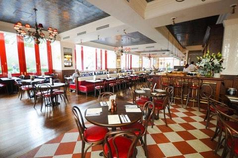 Café Rouge - Birmingham New Street