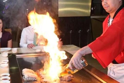 Shogun Sushi Bar & Teppanyaki