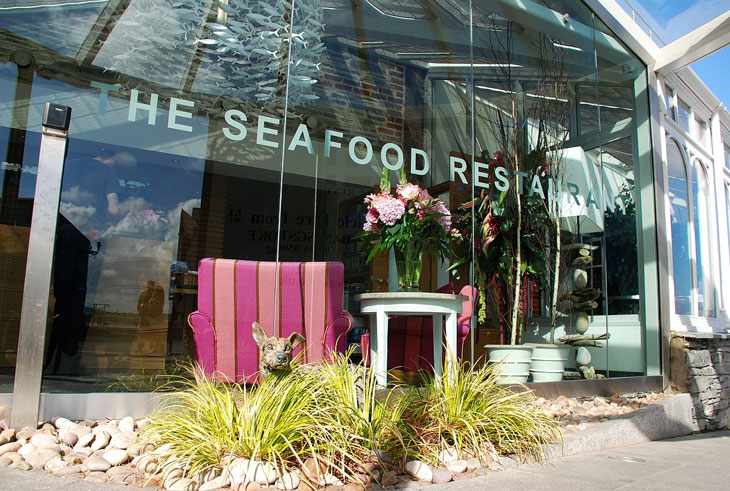The Seafood Restaurant Padstow