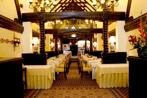 Tudors Restaurant at Marygreen Manor Hotel