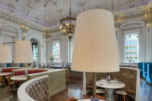 Tellers Brasserie at The Corinthian Club