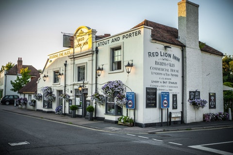 The Red Lion Inn Canterbury