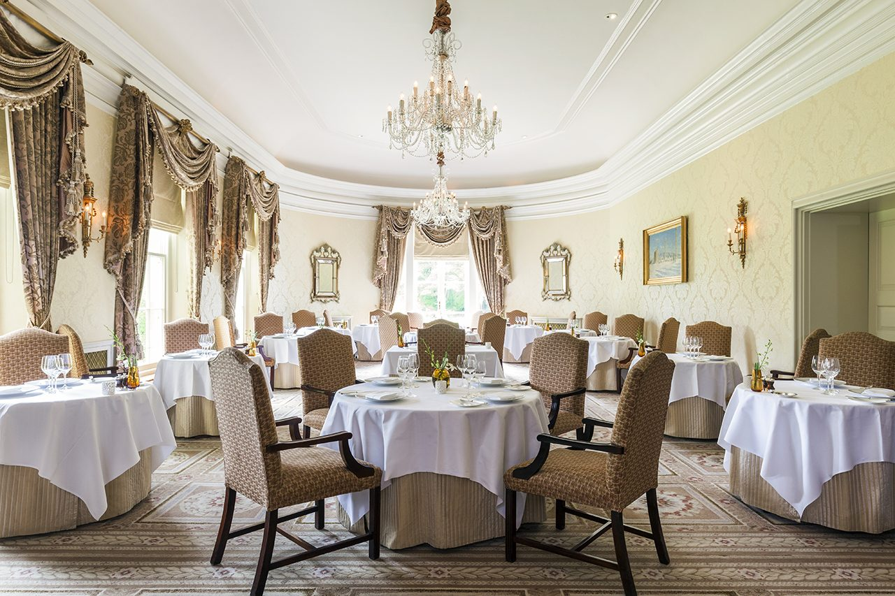 Restaurant Hywel Jones at Lucknam Park