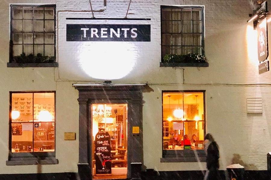 Restaurant at Trents