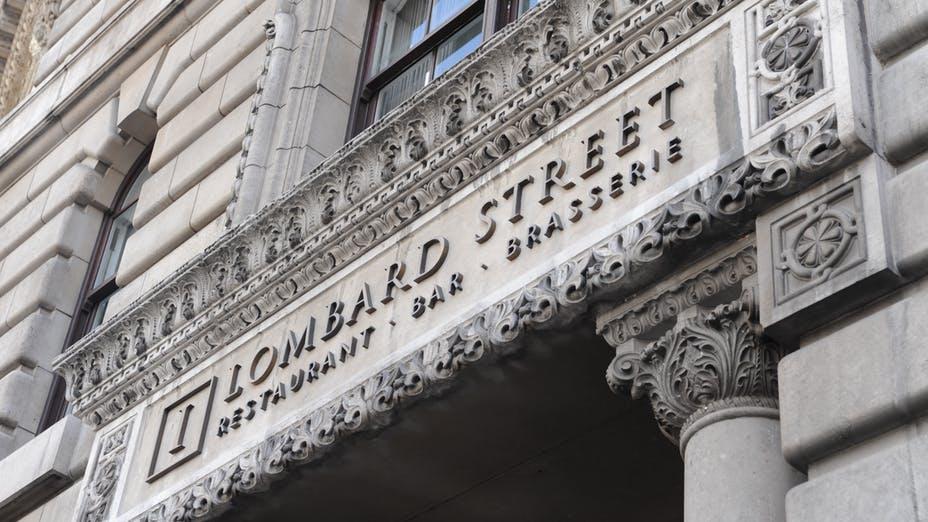 1 Lombard Street