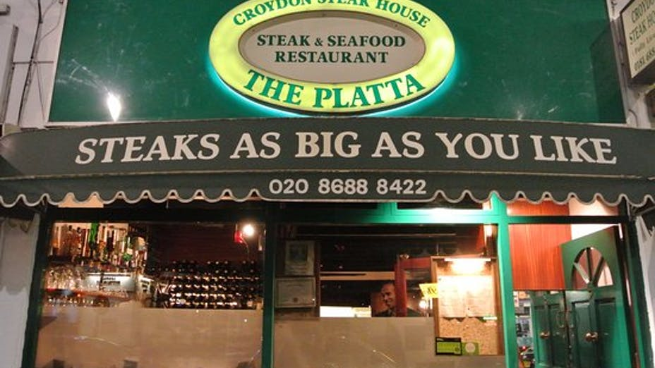 The Croydon Steak House