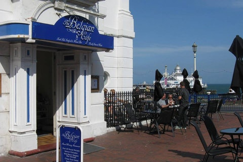 The Belgian Cafe - Eastbourne