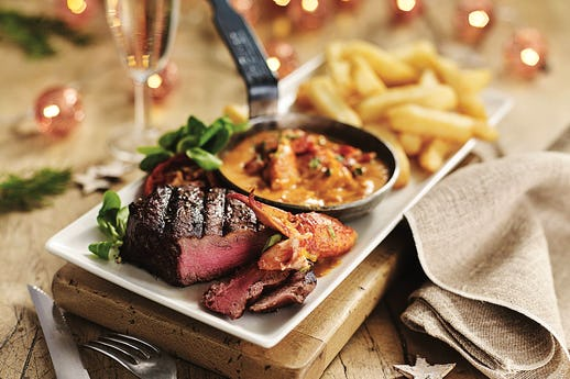 Beefeater Grill - The Duck