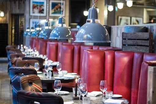 Chez Mal Brasserie at Malmaison Edinburgh