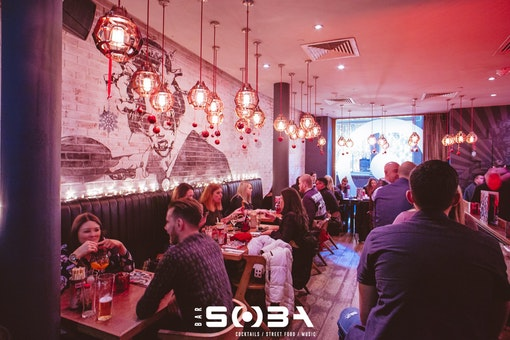 Bar Soba - Mitchell Lane