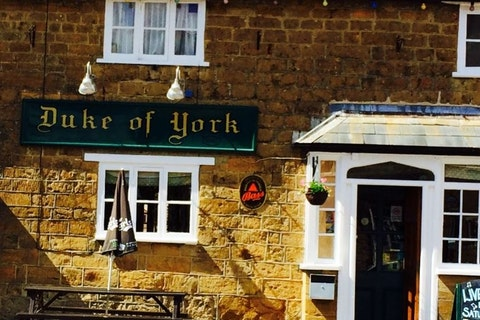 The Duke of York - Ilminster
