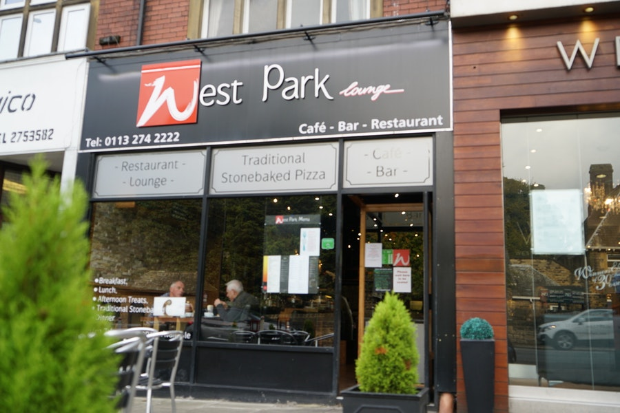 West Park Lounge West Yorkshire Restaurant Reviews