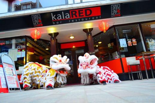 KalaRED Oriental Bar Restaurant