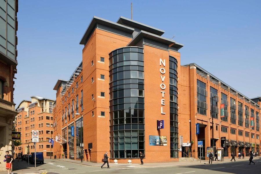 Exchange Restaurant at Novotel Manchester
