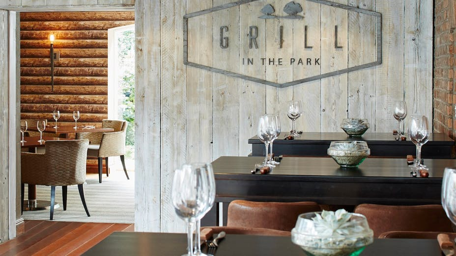 Grill in the Park at Worsley Park