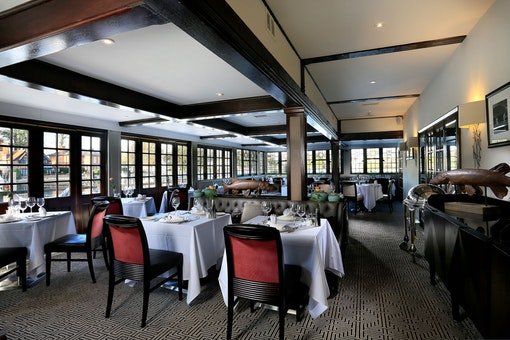 Riverside Restaurant at the Compleat Angler