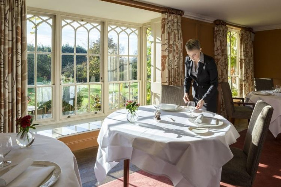 The Bath Priory Restaurant