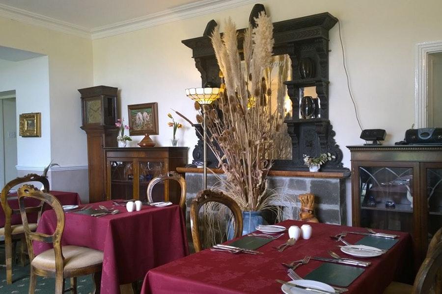 Tyme Restaurant at Trimstone Manor