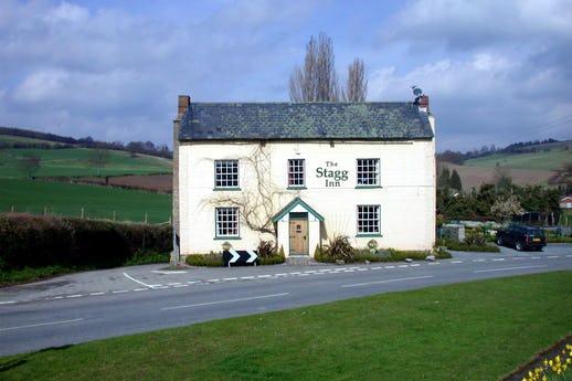 The Stagg Inn
