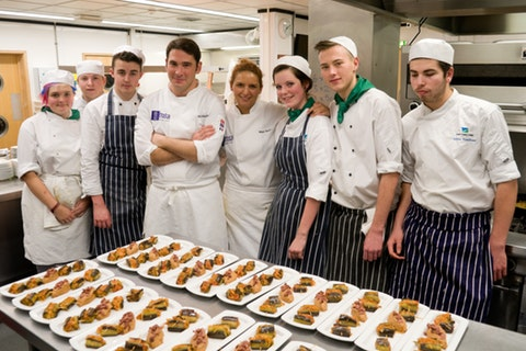 Havant and South Downs College Restaurant