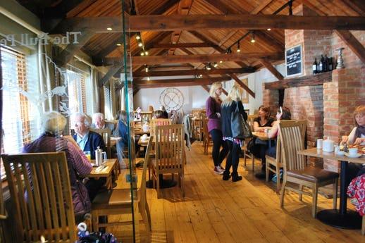 The Bull Pen Restaurant