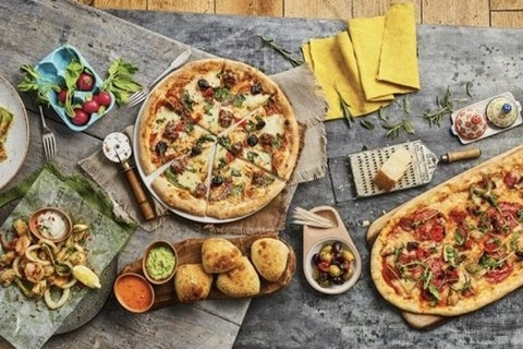 Zizzi Sheffield, Meadowhall