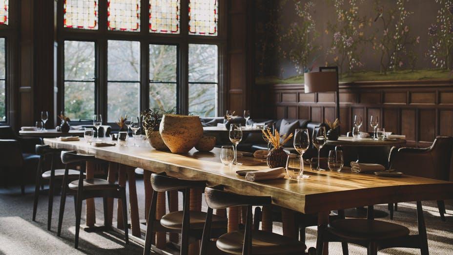 Peel's Restaurant at Hampton Manor