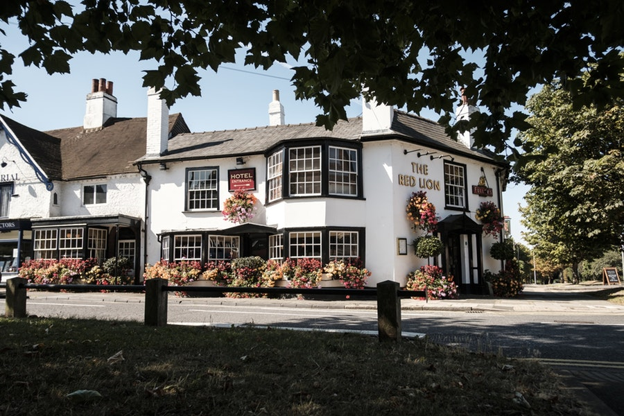 The Red Lion Hotel, Hillingdon