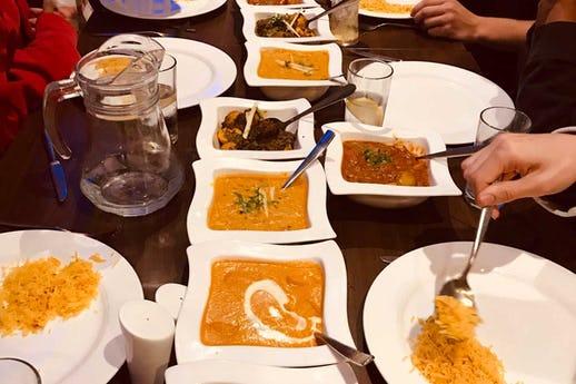 Rimjhim Indian Restaurant - Winchester