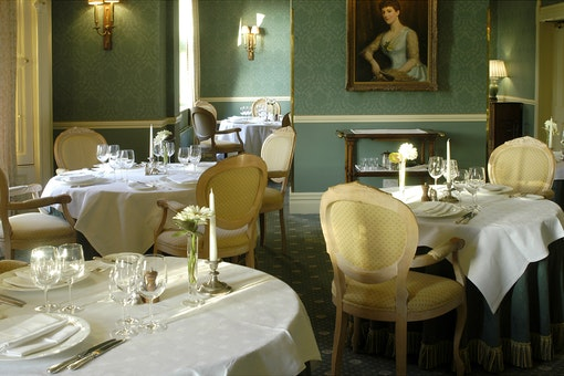 Horsted Place Hotel Restaurant
