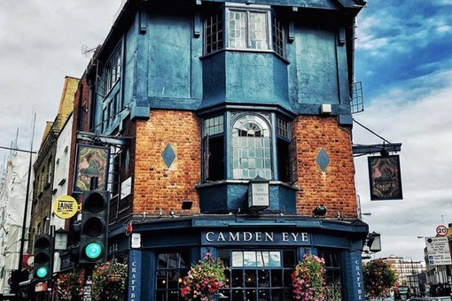 Camden Eye Pizza