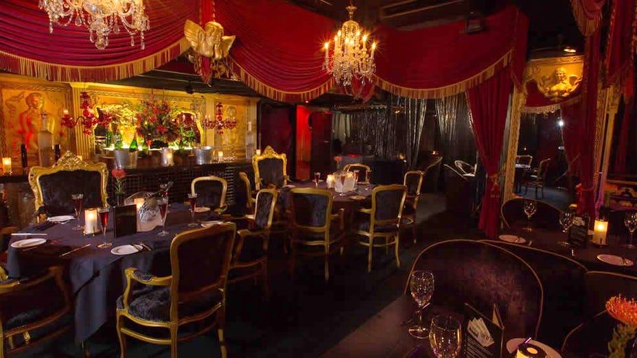 Stringfellows Restaurant