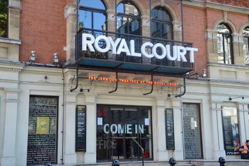 Royal Court Theatre Cafe Bar