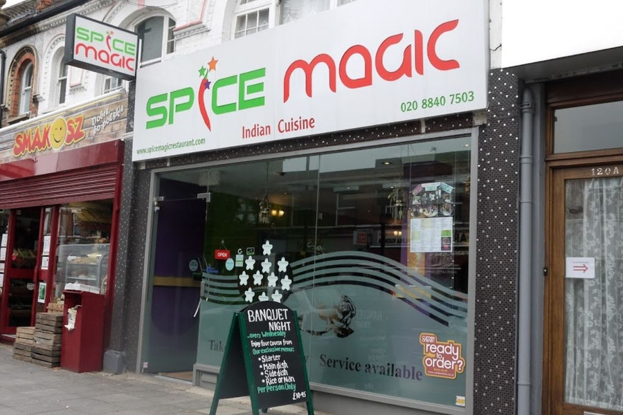 Spice Magic Restaurant