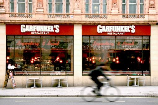Garfunkel's Trafalgar Square