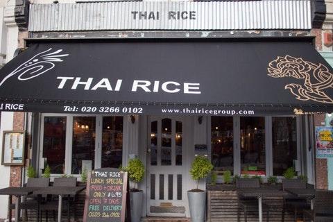 Thai Rice @ Blythe Road