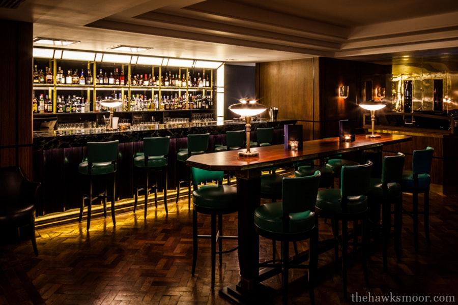 Hawksmoor Air Street Bar