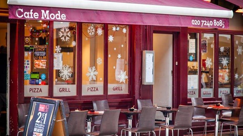 Cafe Mode - Drury Lane
