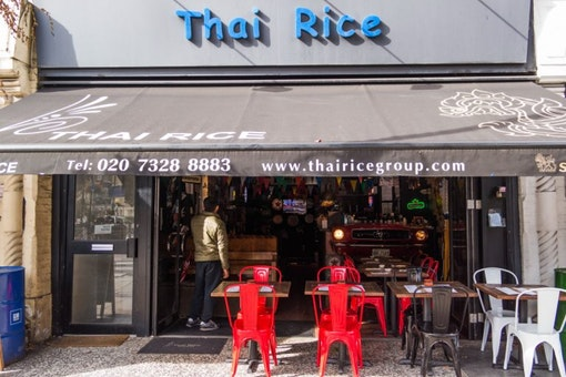 Thai Rice @ Maida Vale