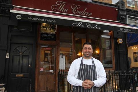 The Cedar Lebanese Restaurant