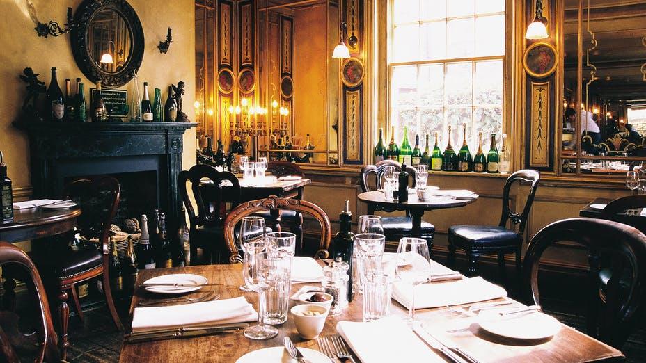 Bistro at Hotel du Vin Winchester