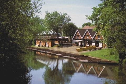Cherwell Boathouse